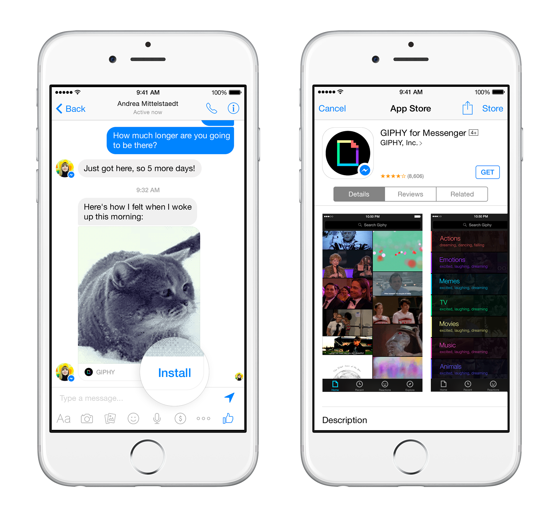 Messenger Platform - Facebook F8 Conference